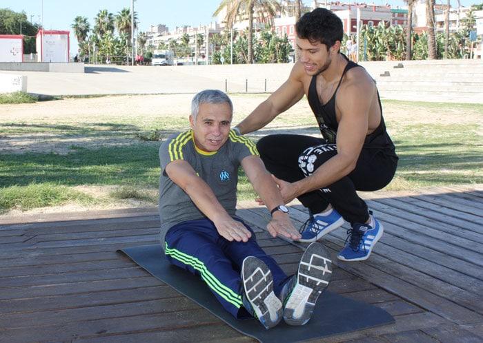 cuidado personas mayores barcelona